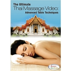 Ultimate Thai Massage Video: Advanced Table Techniques DVD (AVSM77D)