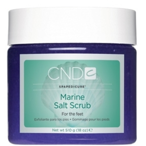 Marine Salt Scrub 18 oz. by CND (CN09125)
