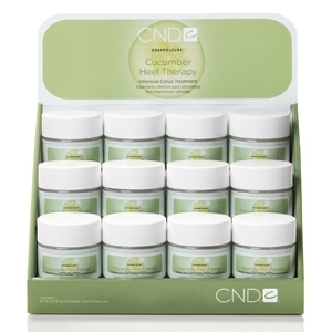 Cucumber Heel Therapy  12 Pack Display by CND (CN09252)