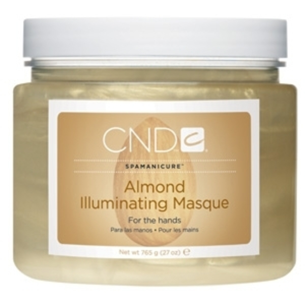 Almond Illuminating Masque 27 oz. by CND (CN14078)