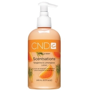 Tangerine & Lemongrass Body Lotion 8.3 oz. by CND (CN14117)