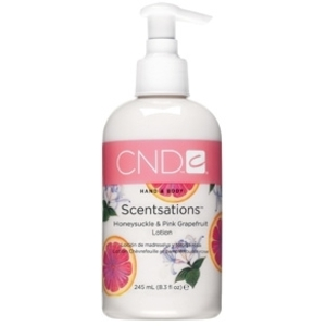 Honeysuckle & Pink Grapefruit body Lotion 8.3 oz. by CND (CN14126)