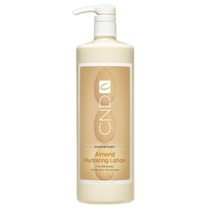 Almond Hydrating Lotion 33 oz. by CND (CN14183)