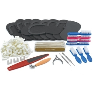 Manicure and Pedicure Supply Kit (MKPS07)