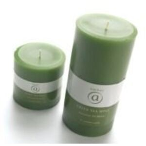 "Green Tea Mint 6"" Candle (AMB680T)"