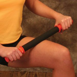 "Tiger Tail Self-Massage Tool 22"" (PPTT22)"