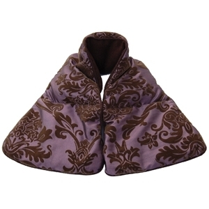 Retail Purple Taffy Neck Wrap by Soulage