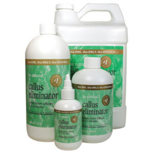 Be Natural Callus Eliminator 1 Gallon (21390)