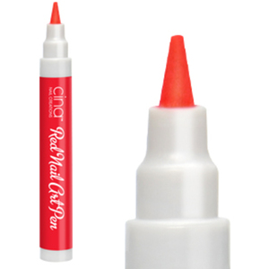 Nail Art Pens - Red (CI18126)