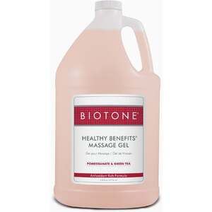 Biotone Healthy Benefits Massgae Gel 1 Gallon (BIHBGG)