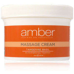Massage Cream - Tangerine Basil 8 oz. (531-TB)