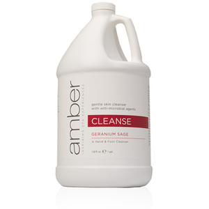 Cleanse - Geranium Sage 1 Gallon (303-GS)