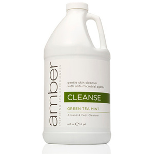 Cleanse - Green Tea Mint 64 oz. (302-GT)