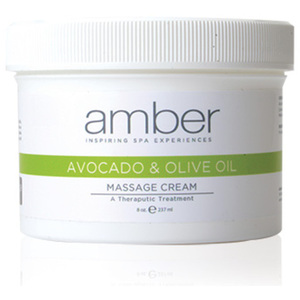 Olive & Avocado Therapeutic Hydrating Masssage Cream 8 oz. (571)