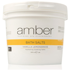Bath Salts - Vanilla Lemongrass 128 oz. (721-VL)