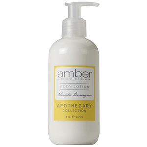 Body Lotion -Vanilla Lemongrass 8 oz. (R654-VL)