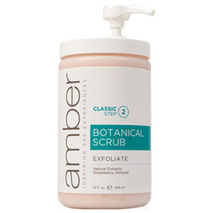 Scrub - Botanical Exfoliating Scrub 32 oz. (F-102)