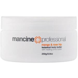Mancine Body Butter - Mango & Rose Hip 8.4 fl oz. - 250 mL.