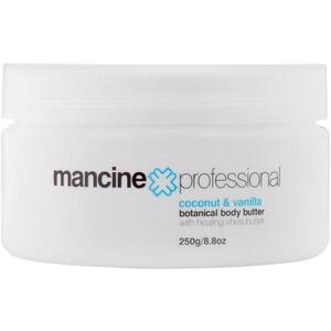Mancine Body Butter - Coconut & Vanilla 8.4 fl oz. - 250 mL.
