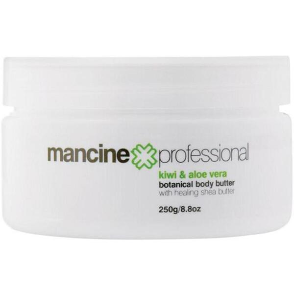 Mancine Body Butter - Kiwi & Aloe 8.4 fl oz. - 250 mL.