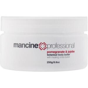 Mancine Body Butter - Pomegranate & Aloe 8.4 fl oz. - 250 mL.
