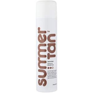 Summer Tan - Aerotan / Aerosol Self Tanner 9.2 oz. - 275 mL.