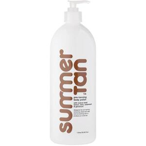 Summer Tan - Pre-Tanning Body Polish 5.9 oz. - 175 mL.