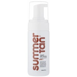 Summer Tan - Tanning Mousse Bronzer 4 oz. - 120 mL.