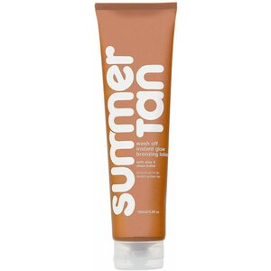 Summer Tan - Bronzing Lotion - Wash Off Instant Glow 5 oz. - 150 mL.