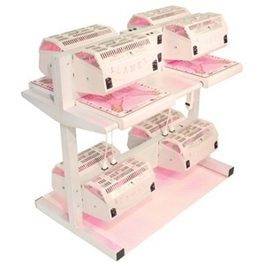 4X4 Manicure + Pedicure Nail Dryer Station (200204)
