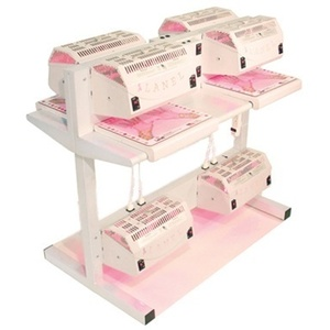4X2 Manicure + Pedicure Nail Dryer Station (200206)