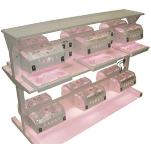 6X6 Manicure + Pedicure Nail Dryer Station with Shelf (200209)