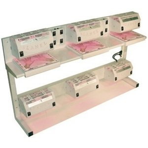 3X3 Manicure + Pedicure Nail Dryer Station (200210)