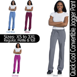 Urbane Performance - Quick Cool Convertible Women's Jogger Pants