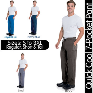 Urbane Performance - Men's Quick Cool 7-Pocket Pant