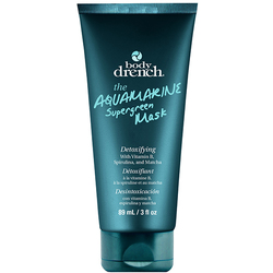 Body Drench The Aquamarine Supergreen Peel Off Mask 3 oz. (4277)