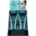 Body Drench The Aquamarine Supergreen Peel Off Mask 3 oz. Each - 6 Piece Display (4280)