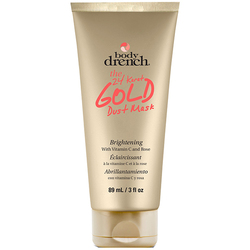 Body Drench The 24 Karat Gold Dust Peel Off Mask 3 oz. (4271)