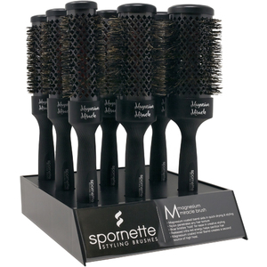 Spornette Magnesium Miracle Brush 9 Piece Display (4960)