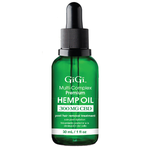 GiGi Multi-Complex Premium Hemp Oil - 300 mg of CBD 1 oz. (1220)