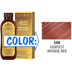 Clairol Professional Liquicolor Permanente - 5RR Lightest Intense Red 2 oz. (8814)