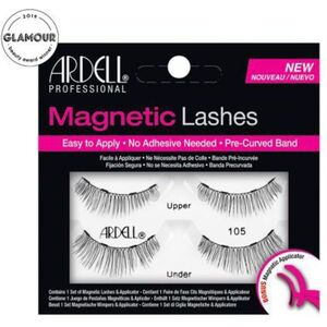 Ardell Magnetic Strip Lashes - Magnetic Lash 105 (7326)