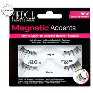 Ardell Magnetic Strip Lashes - Magnetic Accent 001 (7325)
