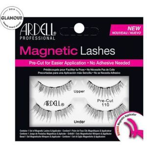 Ardell Magnetic Strip Lashes - Pre-Cut Magnetic Lash 110 (7330)