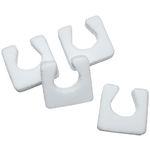 Single Toe Separator - White 144 Pack (2047)