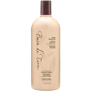 Bain De Terre Sweet Almond Oil Long & Healthy Conditioner 1 Liter (6056)
