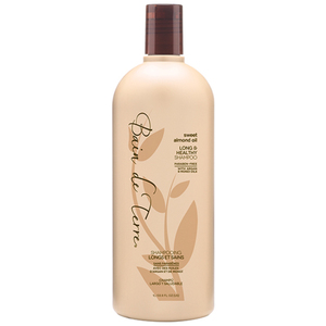 Bain De Terre Sweet Almond Oil Long & Healthy Shampoo 1 Liter (6019)
