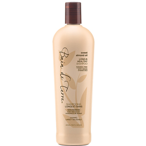 Bain De Terre Sweet Almond Oil Long & Healthy Shampoo 13.5 oz. (6017)