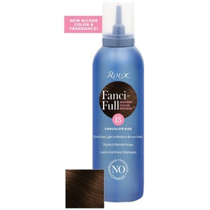 Roux Fanci-Full Mousse - 13 Chocolate Kiss 6 oz. (5872)