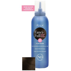 Roux Fanci-Full Mousse - 21 Plush Browns 6 oz. (5875)